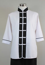 Casual Martial Arts Jacket Trim - Tai Chi Uniform, Kung Fu, Qigong - XXXL Size