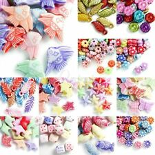 Fashion Acrylic Beads Assorted Jewelry Craft Findings Necklace