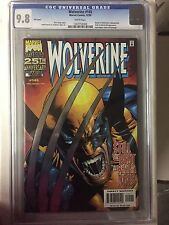 WOLVERINE #145, Silver Foil Cover Variant (1999), CGC 9.8, FREE SHIPPING