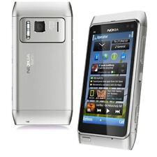 Nokia N Series N8 16GB (Unlocked) Smartphone Touchscreen 12MP Camera GPS