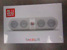 BRAND NEW SEALED Beats Pill 2.0 by Dr. Dre Bluetooth Wireless speaker - White