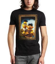 Sesame Street Bert and Ernie Framed T-Shirt New