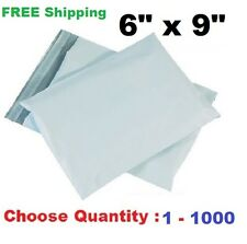 6x9 Poly Mailers Shipping Envelopes Plastic Self Sealing Mailing Bags Buy 1-1000