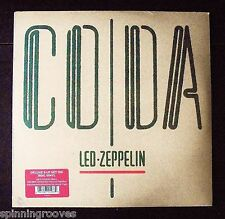 Led Zeppelin: CODA Deluxe Edition (3 LP) (180 Gram Vinyl) Remastered  ~  NEW!