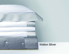 YVES DELORME WALTON PILLOW SHAM IN 4 COLORS