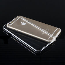 New Hard Transparent Crystal Clear Slim PC Case Cover For iPhone 6S / 6S Plus