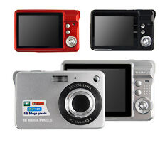 2.7'' TFT LCD Digital Camcorder Camera Anti-shake HD 720P 18MP 8x Digital Zoom