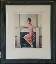 Jack Vettriano - Model in Westwood -  Signed Limited Edition Print