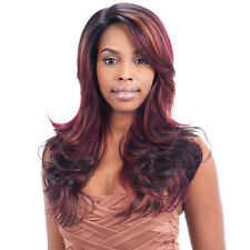 Freetress Equal Synthetic Hair Lace Deep Invisible L Part Lace Front Wig KINSLEY