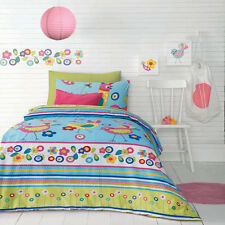 Ardor Kids CHICKY Girls Duvet Doona Quilt Cover Set Single Double Size Bed