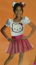 Sanrio Hello Kitty Tutu Girls Halloween Costume by Rubies