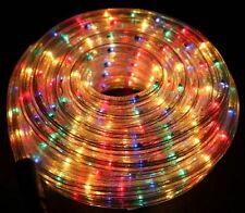 LED CHRISTMAS LIGHTS DECORATION INDOOR OUTDOOR XMAS PARTY ROPE WEDDING FLASHING
