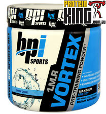 BPI 1MR VORTEX PRE-WORKOUT POWDER 150G SNOW CONE 50 SERVE ENERGY C4 CELLUCOR