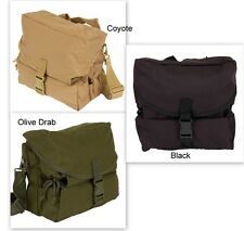 Military Universal Tri fold Medic Bag Voodoo North Star Blk Coyote OD M3 Style