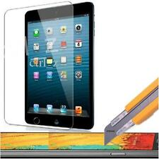 Tempered Glass Screen Protector for Apple iPad Mini 4 3 2 Air 1 2 + Blue Pen