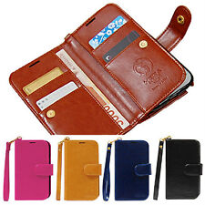 Apple Iphone6 iphone6S 4.7inch Two-Side Wallet Phone case cover with Strap new