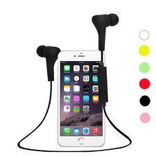 HOT Bluetooth 4.1 Wireless In-Ear Stereo Headphones Waterproof Sports Headphones