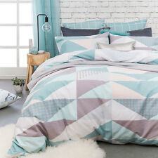 Bambury AVA Doona Quilt Cover Set - Single, Double, Queen, King, Super Size