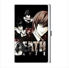 NEW Cigarette Credit Business Card Holder Death note anime manga *collection