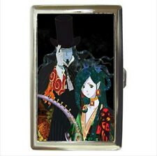 NEW Cigarette Credit Business Card Holder Gankutsuou anime manga *rare