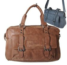 bruno banani Men's Women's Unisex Bag Shoulder Bag Shoulder Bag Leather New