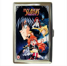 NEW Cigarette Credit Business Card Holder The Slayer anime manga rare collection