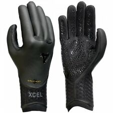 Xcel 3mm TDC Drylock 5-Finger Wetsuit Gloves with Celliant (2016 model)