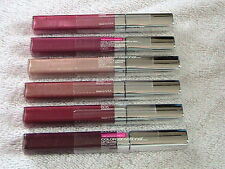 Maybelline COLORSENSATIONAL LipGloss LIQUID LIP GLOSS Color Sensational SEALED