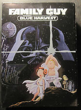 FAMILY GUY PRESENTS BLUE HARVEST [SPECIAL EDITION] extras still sealed