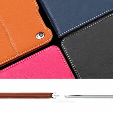 Folio PU Leather Wallet Smart Stand Case Cover For Apple iPad Mini 1 /2 /3
