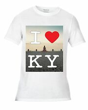 I heart love KY jelly funny rude lubrication related joke White T-shirt NY