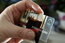 STARBUCKS Gift Cards $0 DOLLAR VALUE Collector's Item 2015 Holiday Design