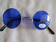 John Lennon Round Retro Sunglasses Hippie Shades Vintage Glasses 60s Lenses Lens