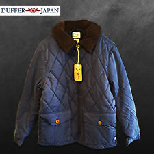 DUFFER JAPAN DARK NAVY MOUNTAIN JACKET - BRAND NEW/TAGS RRP £200 - SAVE 85% OFF