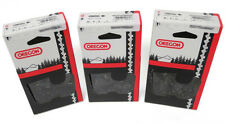 "3 Pack Oregon Semi-Chisel Chainsaw Chains Fits Jonsered 14"" Saw FREE Shipping"