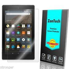 Tempered Glass Screen Protector Guard For Amazon Kindle Fire 6 7 8 + LED Stylus
