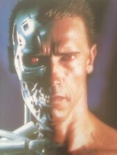 Terminator Two Judgment Day Arnold Schwarzenegger Movie Poster New