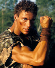 JEAN-CLAUDE VAN DAMME CYBORG MUSCLES HUNKY PHOTO OR POSTER