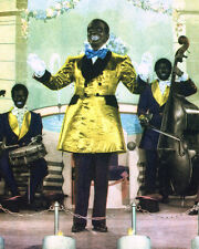 AL JOLSON COLOR THE JAZZ SINGER PHOTO OR POSTER