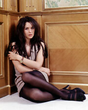 MONICA BELLUCCI SCANTILY CLAD ON FLOOR PHOTO OR POSTER