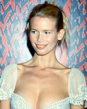 CLAUDIA SCHIFFER BUSTY COLOR PHOTO OR POSTER