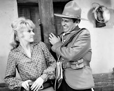 MELODY PATTERSON LARRY STORCH F TROOP TV 60'S PHOTO OR POSTER