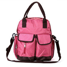 Multifunctional Large Baby Diaper Bag Backpack changing nappy bag Mammy Bag