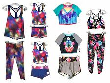 Sizes XS-XL - NWT So Yoga Separates & Sets Athletic Apparel + Flashguard Tops