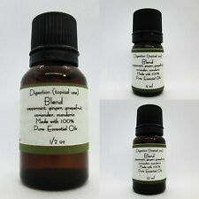 Digestion 100% Pure Essential Oil Blend Buy 3 get 1 FREE add any 4 to cart