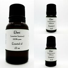 Elemi Pure Essential oil Buy any 3same size get 1 free send message 4th free oil