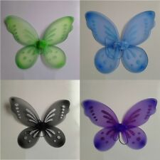 Cute Princess Girl Butterfly Wings Party Costume Angel Fairy Wings 13 Colors O82