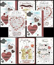 FABULOUS LARGE ~ VALENTINE'S DAY CARD ~ With 8 PAGE INSERT ~ CHOICE OF TITLE
