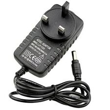 12V 2A AC/DC Adapter Charger Power Supply for CCTV Security DVR Camera UK Plug