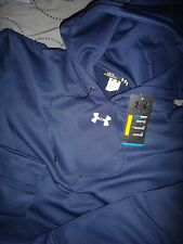 UNDER ARMOUR COLDGEAR TECH HOODIE LOOSE  (RUNS BIG) SIZE XXL XL  L MEN NWT $$$$